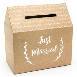 Köszönetajándék dobozok-vendégeknek és Pénzgyűjtő dobozok