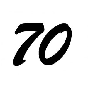 70. évszámos termékek
