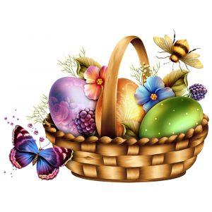 Húsvéti tojások és dekorációk