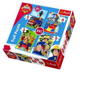 1-99 darabos puzzle