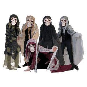 Halloween jelmezek