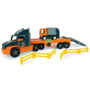 Teherautók, kamionok, munkagépek